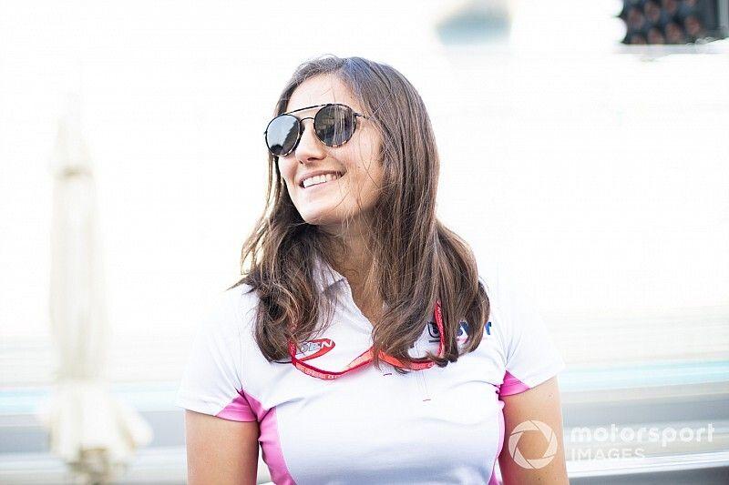 Tatiana Calderón busca un futuro fuera de la F2