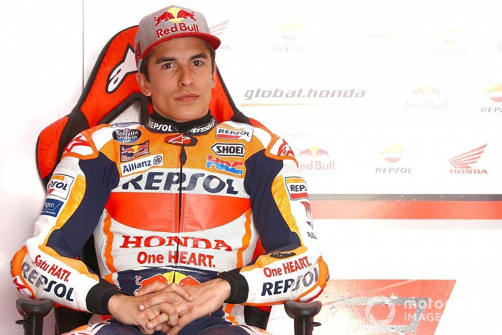 Márquez: vetar um companheiro de equipe significa que estou com medo