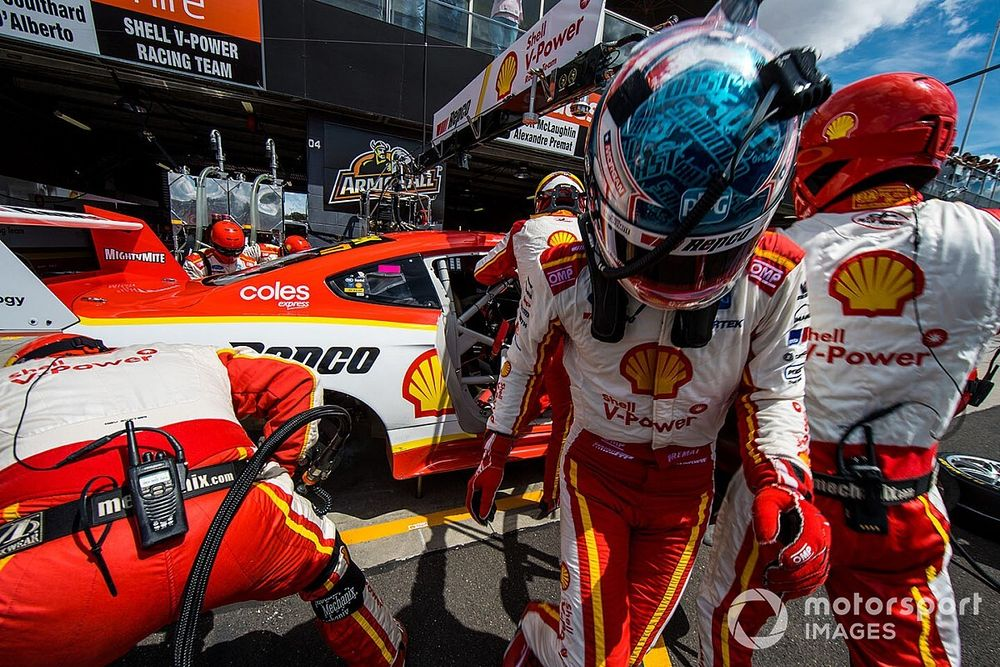 Additional co-driver practice at Bathurst likely