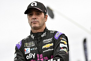 "Johnson asserts ""this is not retirement from racing"""
