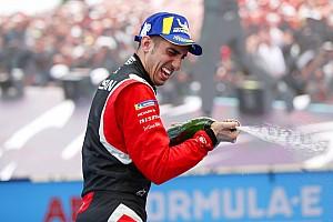 Sébastien Buemi de retour sur le podium à Mexico