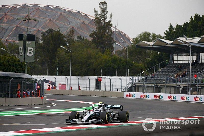Bottas: Mercedes está más lejos de lo esperado