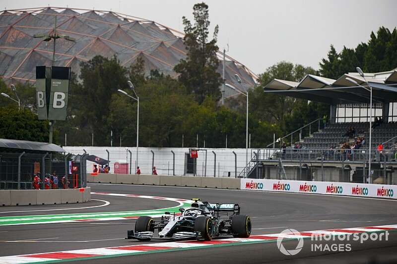 Mercedes further off the pace than expected - Bottas