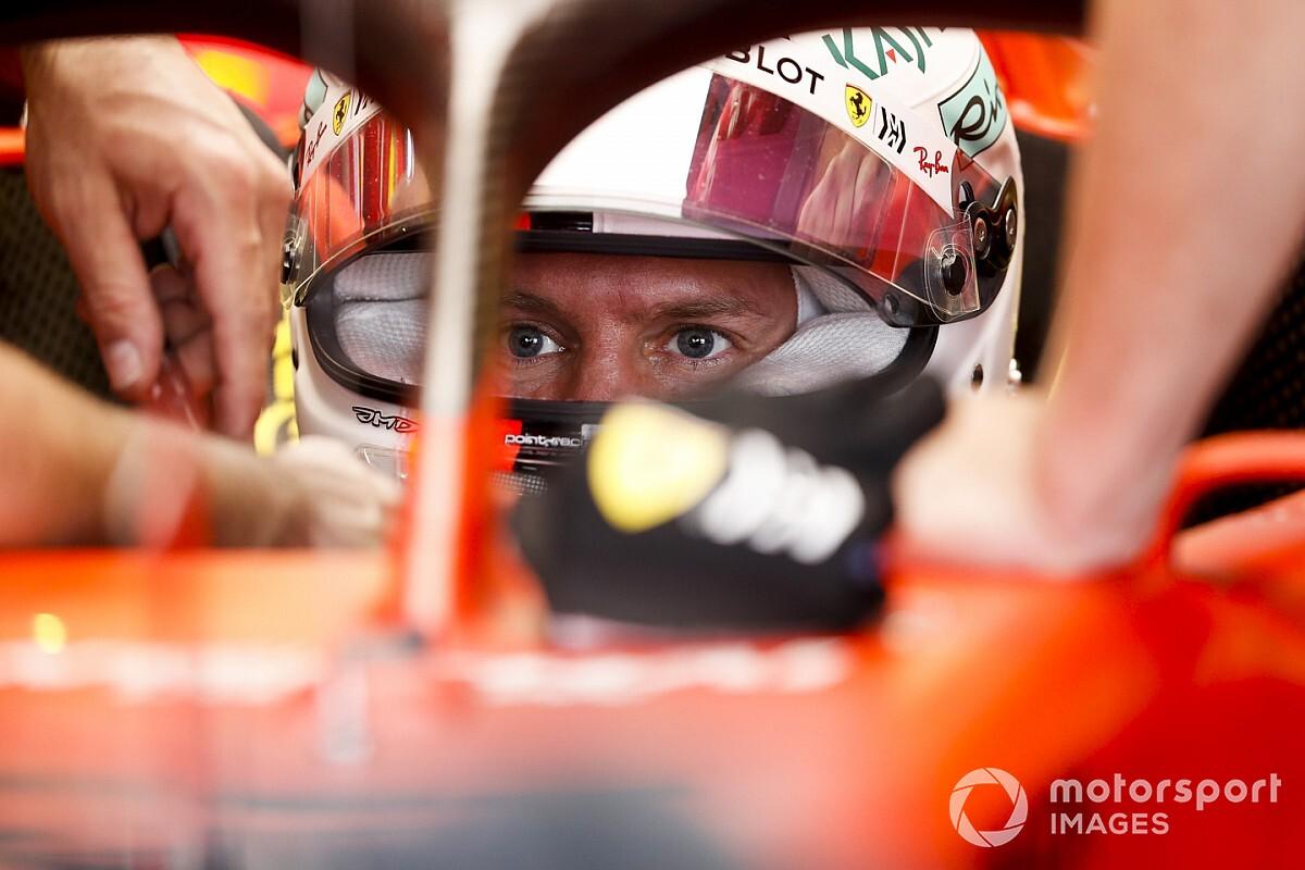 """Horner: """"Vettel hâlâ inanılmaz hızlı"""""""