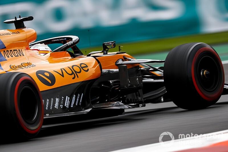 McLaren achter oorzaak mindere race in Mexico