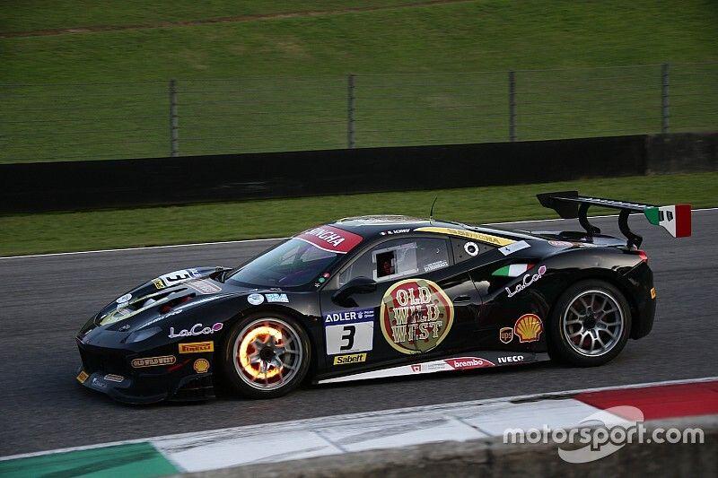 Ferrari, Europe, Q2: Schirò mostra i muscoli ed artiglia la pole