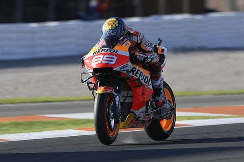 Valencia MotoGP - the race as it happened