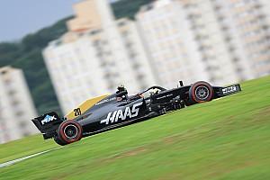 Hirtelen életre kelt a Haas a Brazil Nagydíjon