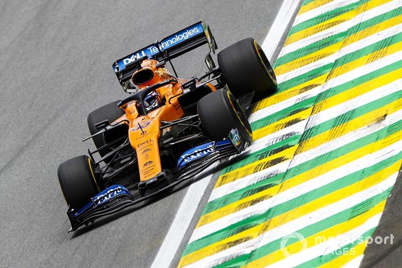 F1: Sainz cambia tutte le componenti della power unit Renault