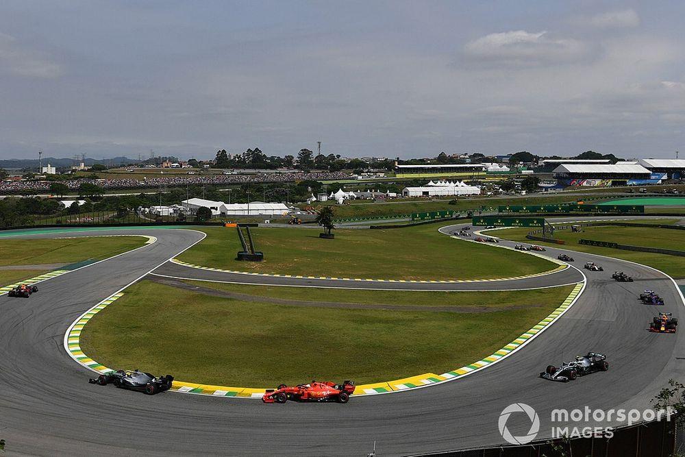 La perte du GP du Brésil: un coup dur pour le sport auto auriverde?