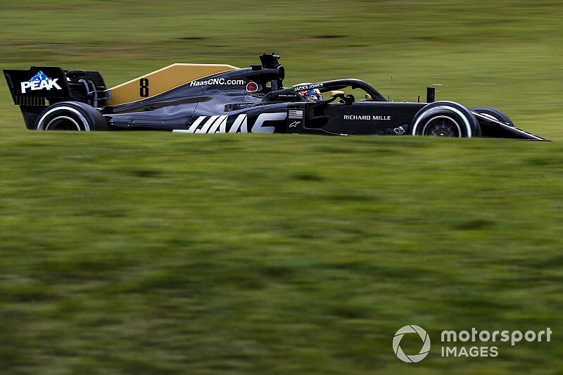 "Steiner: Speed showed Haas could have been ""best of the rest"""