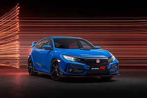 Honda Civic Type R, a Tokyo debutta il restyling