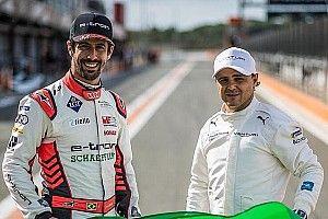 Felipe Massa e Lucas Di Grassi formam equipe nas 500 Milhas de Kart junto com jovens talentos