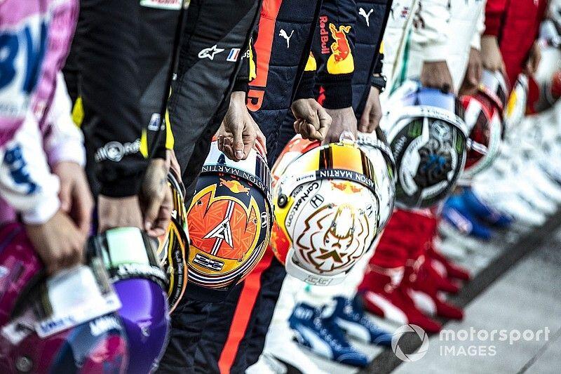 La media de edad de los equipos de F1 en 2020