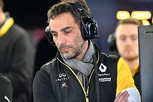 A Renault szerint hiba volt, hogy nem nyomták neki eléggé a 2019-es barcelonai teszten