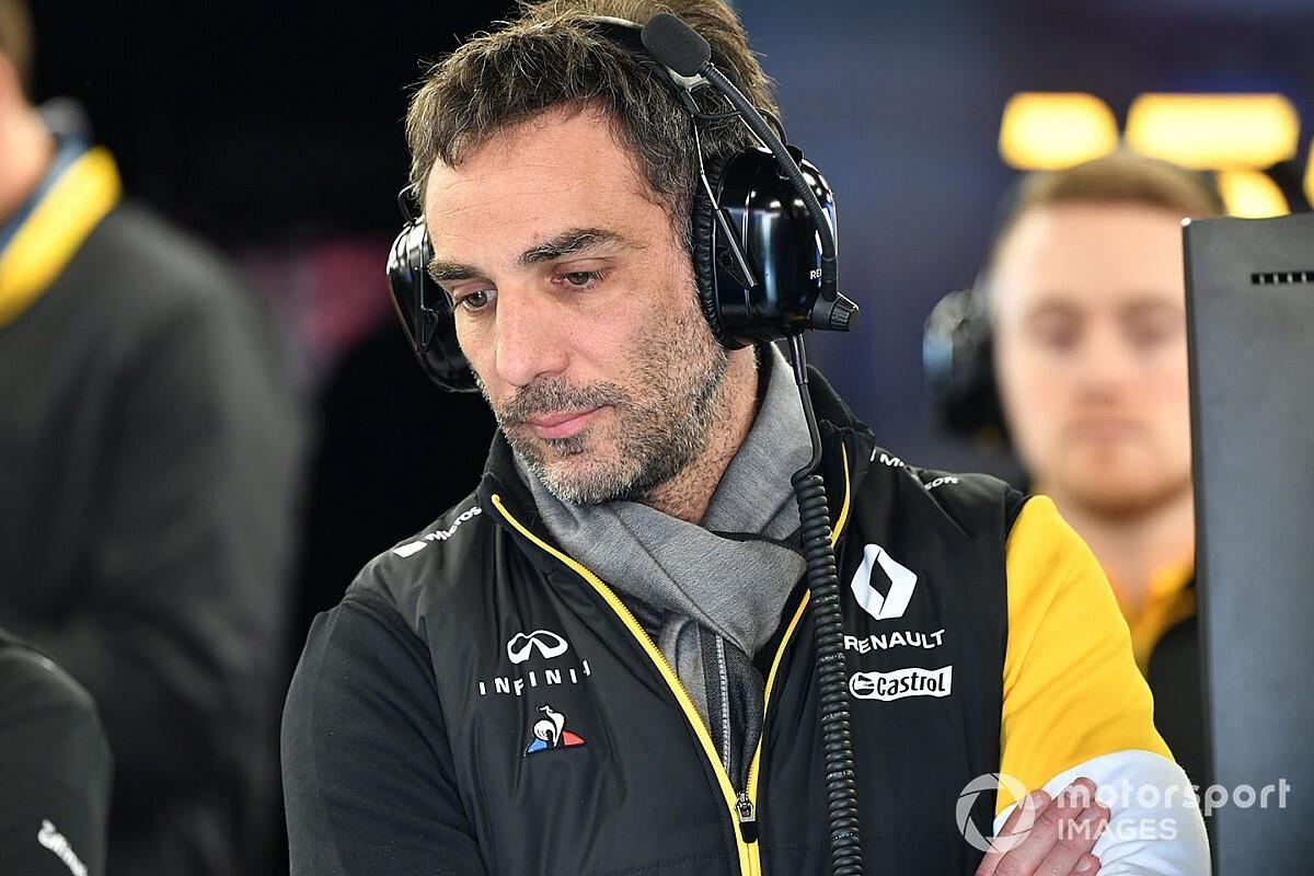 "Abiteboul over vertrek Ricciardo: ""Strategie Renault ongewijzigd"""