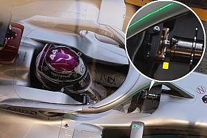 ¿Qué hace el misterioso sistema del volante de Mercedes?