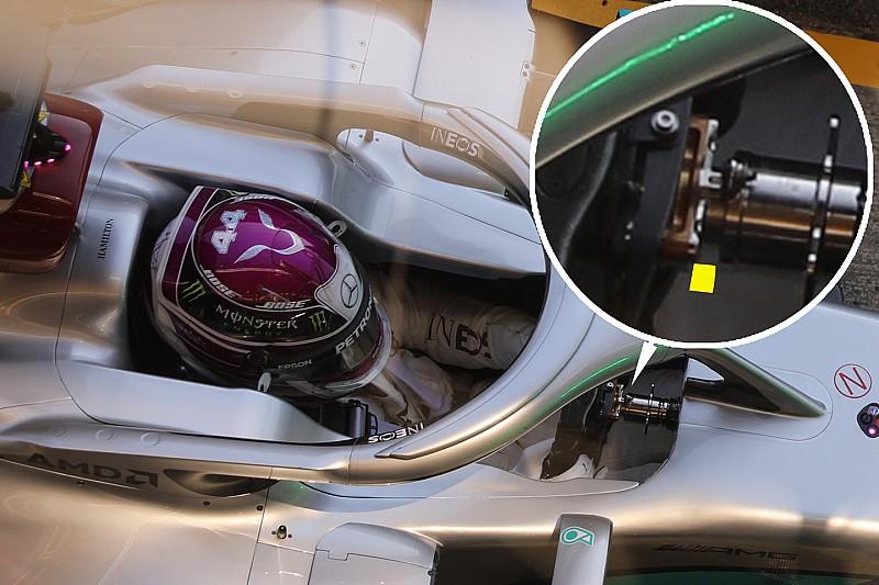 Técnica: ¿qué hace el misterioso sistema del volante de Mercedes?