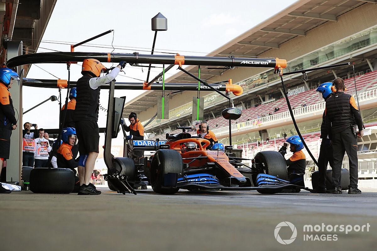 Motorwisselingen breken McLaren op bij seizoensvoorbereiding