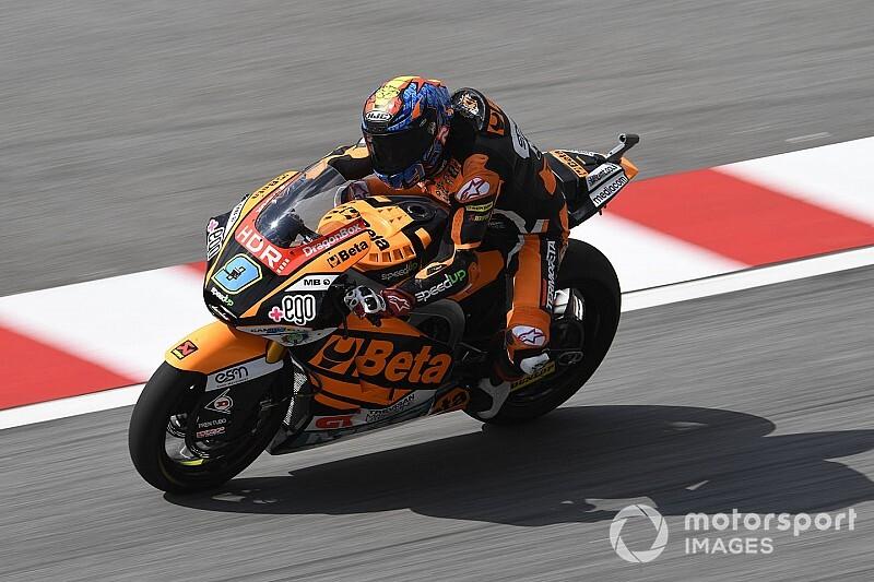 Moto2 Valencia: Pole voor Navarro, Bendsneyder 22ste
