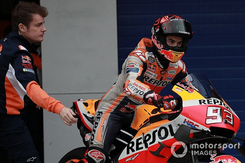 Marquez won't be fully fit for start of testing in 2020