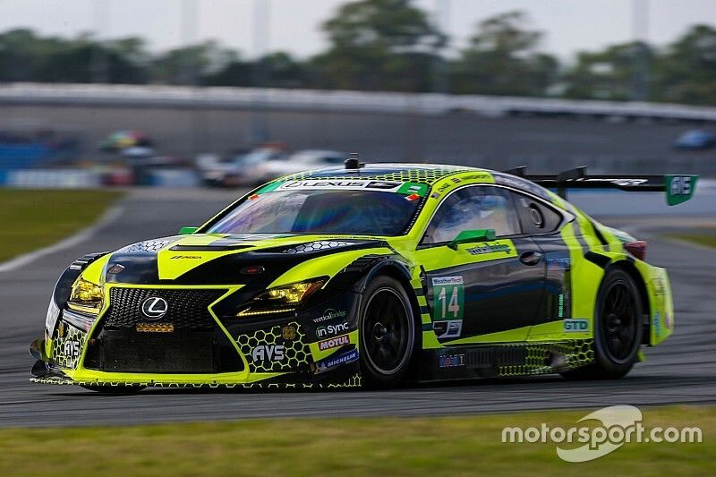 """Busch on Lexus brakes: """"You can drive the snot out of them!"""""""