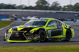 "Busch on Lexus brakes: ""You can drive the snot out of them!"""