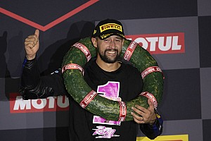 Supersport-WM Katar 2019: Randy Krummenacher holt sich den WM-Titel