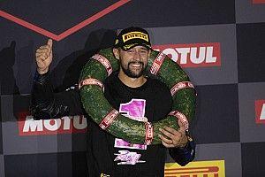 WSS - Randy Krummenacher devient Champion du monde!