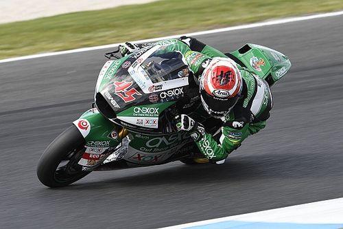 Moto2マレーシア予選:タイトル王手のマルケス弟がPP。長島哲太は2番グリッド獲得!
