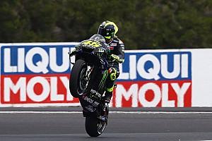 Yamaha: Rossi ma wygrywać wyścigi, a nie być ambasadorem