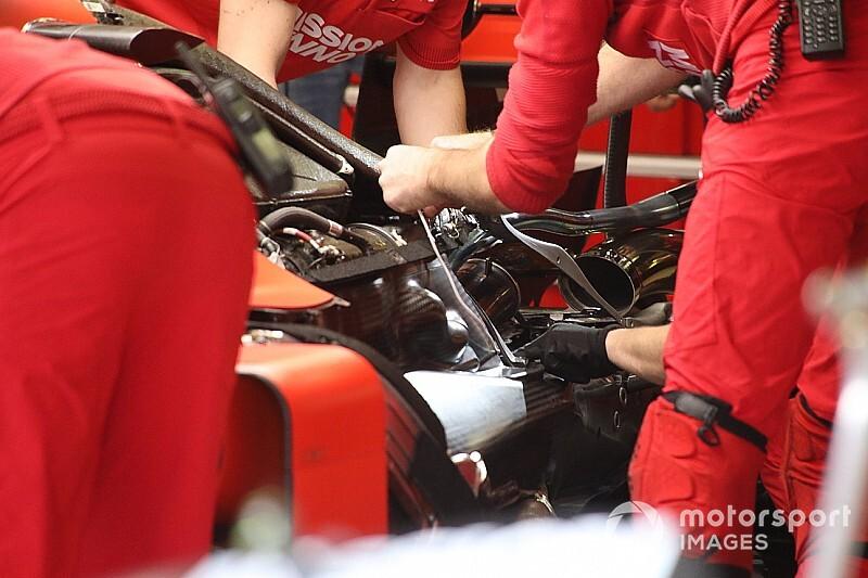 Rilevazioni fonometriche: Leclerc col motore più potente