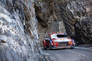 Monte Carlo WRC: Neuville leapfrogs Toyota duo