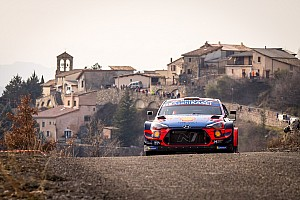 WRC, Monte-Carlo, PS14: va in testa un implacabile Neuville!