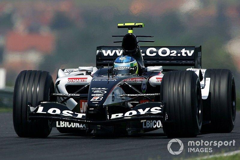 A incrível história de determinação do piloto de testes mais improvável da F1