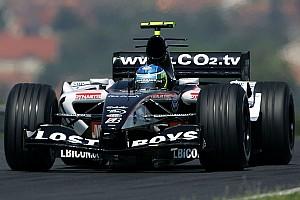 A legváratlanabb F1-es tesztpilóta érdekes története