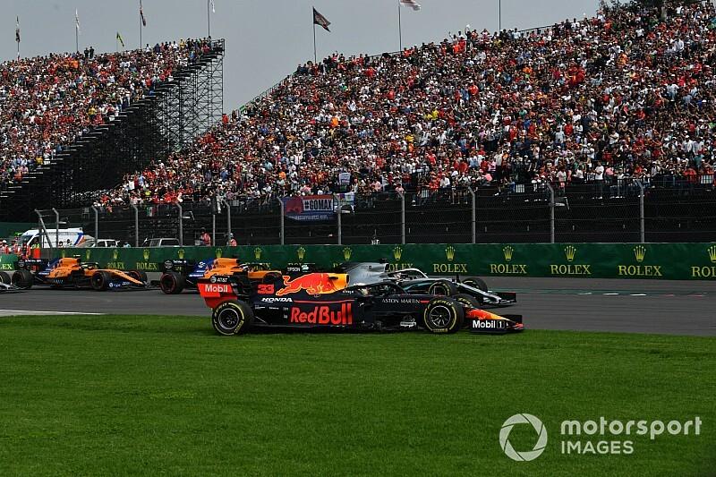 Verstappen, piloto del día en Brasil tras una carrera disparatada