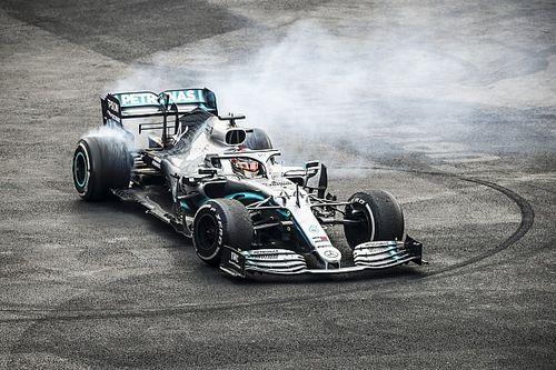 Ferrari marca anche Albon e Mercedes ne approfitta