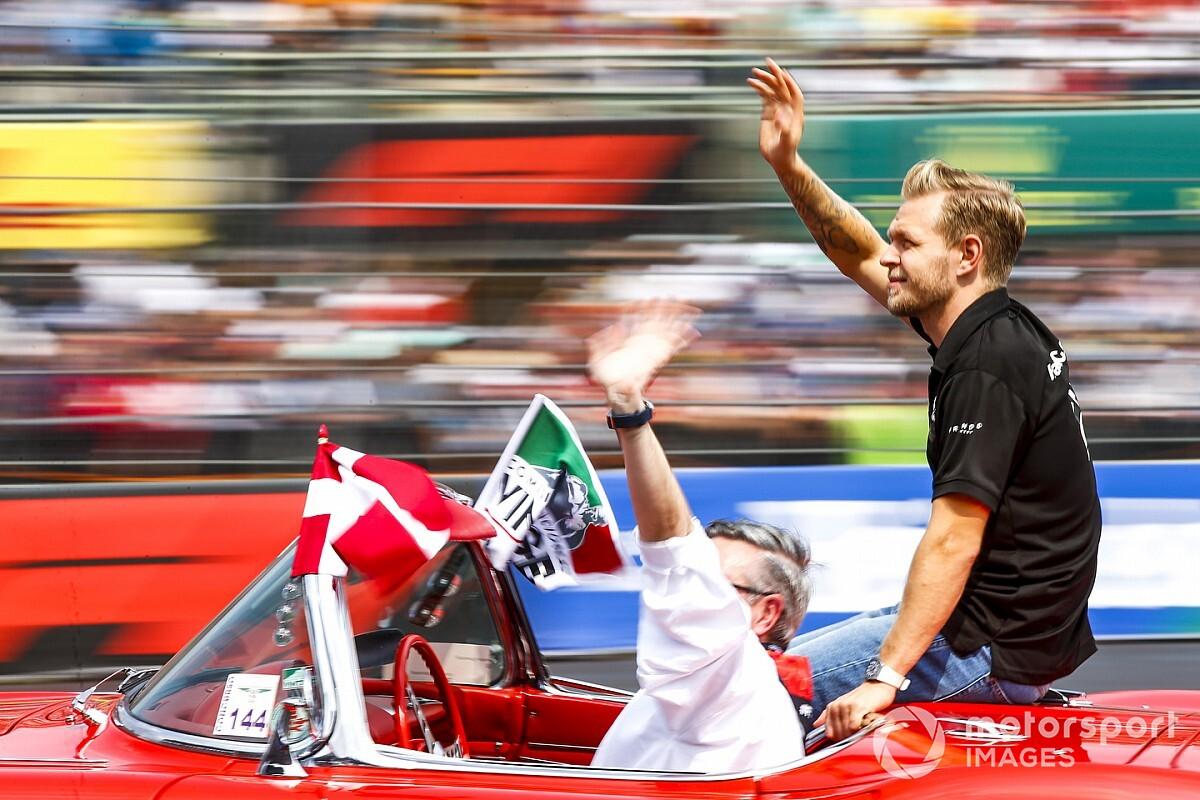 Лучшие фотографии Гран При Мексики: воскресенье