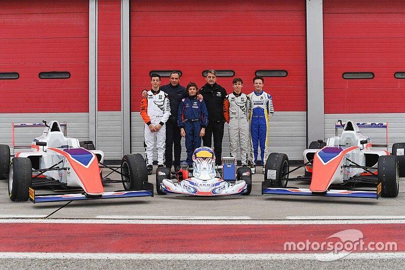 Nasce il team AKM Motorsport by Antonelli