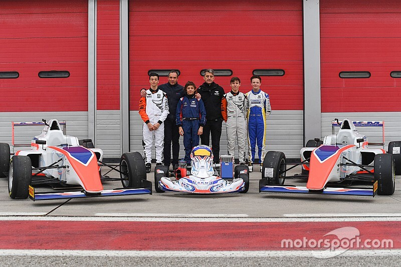 Nasce il team AKM Motorsport by Antonelli