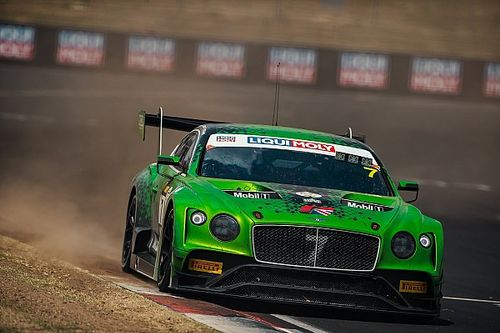 Bathurst 12 Hour: Bentley storms to first victory