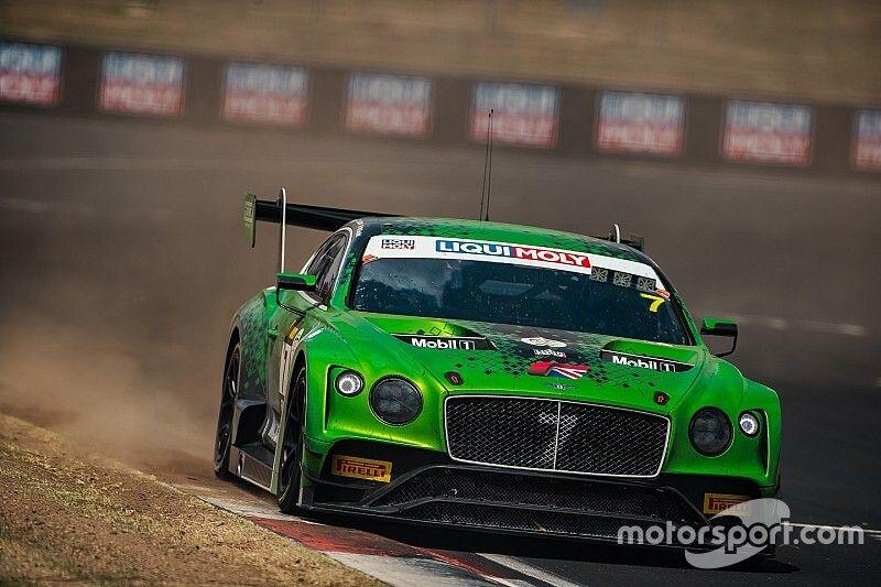 Bathurst 12 Saat: Bentley ilk galibiyetini aldı