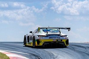 Bathurst 12 Hour: Triple Eight ends Friday fastest
