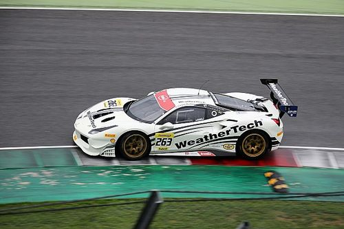 Ferrari Challenge North America: MacNeil wins after Hites penalty