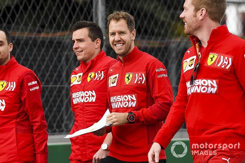 Vettel: Ez kell ahhoz, hogy kihozd az autódból a maximumot