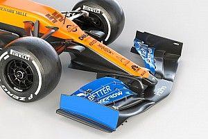 "F1新車""雑感""解説:さらなる前進を目指して……マクラーレンMCL35"