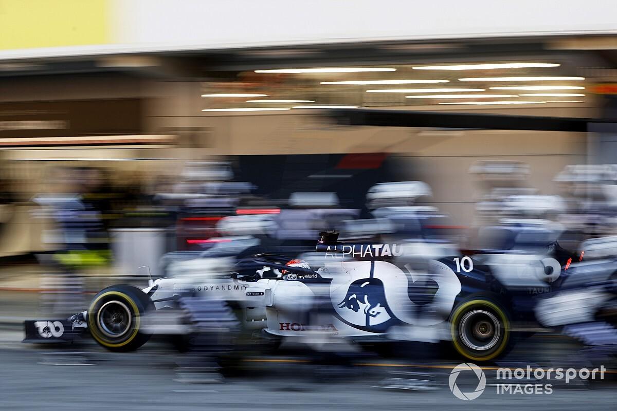F1: bocciata l'idea di cambiare mescola al secondo GP