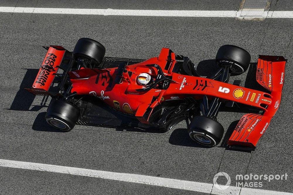 """Vettel: """"Araçta daha rahatım fakat SF1000 yeterince rekabetçi değil"""""""