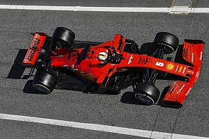 "Vettel: ""Ridiculous"" downforce won't make up for heavy cars"
